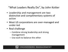 Lecture 03 - What Leaders Really Do, by John Kotter.pdf