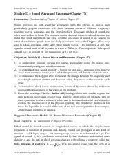 Module 13 study guide-8-pages