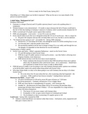 SS Study Guide FINAL