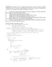 Feb 5 in class problem solutions