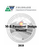 01- 2018 M-E Pavement Design Manual - Intro and Chapters 1 - 7 - with typos.pdf