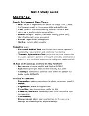 Psych Test Four Study Guide.doc