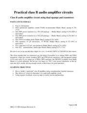 Class B audio amplifier(1).pdf