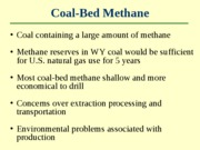 Lecture 18 - Energy Resources part 4