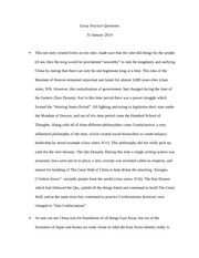 confucianism essay confucianism essay han confucianism was the 2 pages essay practice questions