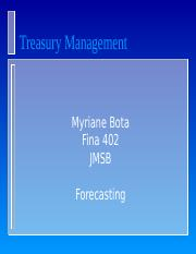 Class notes Forecasting-2.ppt
