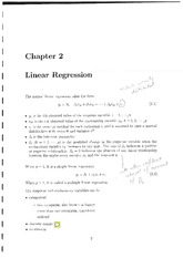 linear regression stats workshop