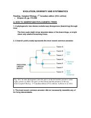 A02 - Evolution and Systematics - pdf