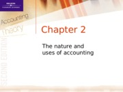 L1 The nature and uses of accounting edited 2014 v1.ppt