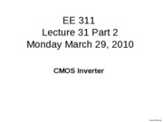 Lecture31 Part 2 Digital Logic Inverter_1
