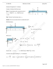 CE 3303 - HW #25 Solutions.pdf
