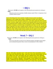 please post a 150 300 word response View homework help - week 4 discussion questions from hcr 220 at university of phoenix please post a 150-300 word response to the following discussion question by.