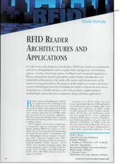 RFID History and application