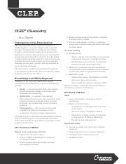 chemistry-fact-sheet