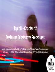 Topic 8 - Chapter 12 - Slides.pptx