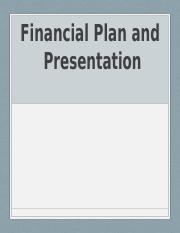 Financial Plan and Presentation Draft-2.pptx1.pptx