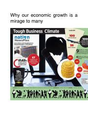 6. Why our economic growth is a mirage to many-DAILY NATION_Feb. 13-2016.docx