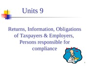 09_ Returns Info Obligations - s