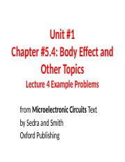 Unit 1 Examples for Lecture 4.ppt