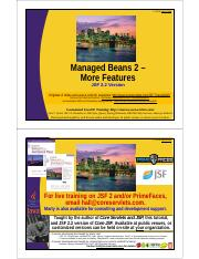 08 JSF2-Managed-Beans-2