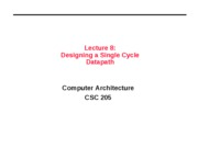 lec08_Single_Cycle_Processor