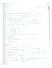Notes allophones
