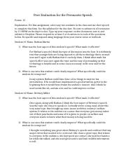 Comm 2381 Persuasive Speech Peer Evaluation Form.docx