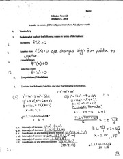 272 Test #2 Answers