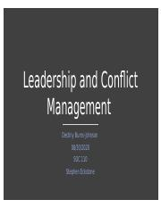 Leadership and Conflict Management.pptx