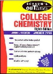 Schaum�s Outline of Theory and Problems of College Chemistry