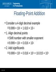 floatingpointarithmetic_final.ppt