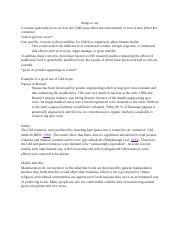 Bio GMO Script - Kelly Zhu - things to say Concerns