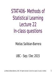 STAT406-15-lecture-22-class-questions