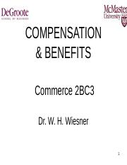 2BC3 Week 10 Compensation - Handout.ppt