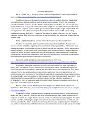 Annotated Bibliography_2