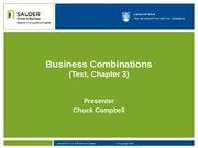 2. Business Combinations(5)