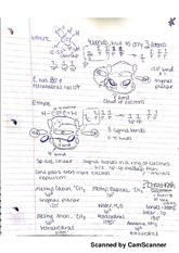 Cloud of Electrons Notes