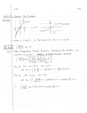 MATH 2260 Fall 2014 Inverse Trig Functions Notes