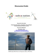 Carbon Nation Action Guide