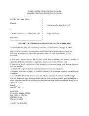 brian fincheltub civil litigation unit 6 assignment part 2.doc