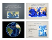 Lecture Two Geoglogy of Ocean Basins