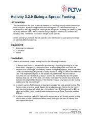 A3_2_9SizingSpreadFooting