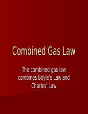 Combined Gas Law.ppt