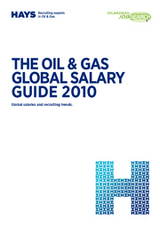 COMPLETE OIL & GAS GLOBAL SALARY GUIDE 2010