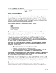 MGT 245 Week 4 Appendix H - Team Management Solutions