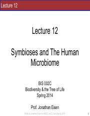 Lecture 12_Symbiosis and The Human Microbiome.pdf