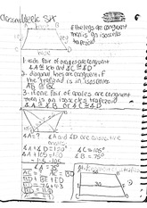 math classnote: Congruent Angles Math Problems