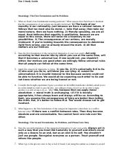PHI2604 - Test 3 Study Guide Spring 2014.docx
