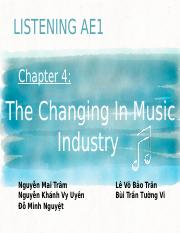 Changes in music industry.pptx