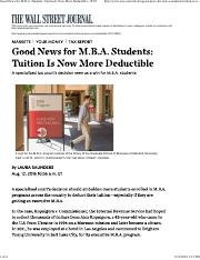 ACC331_Ch5_Good News for MBA Students Tuition is now more deductible.pdf